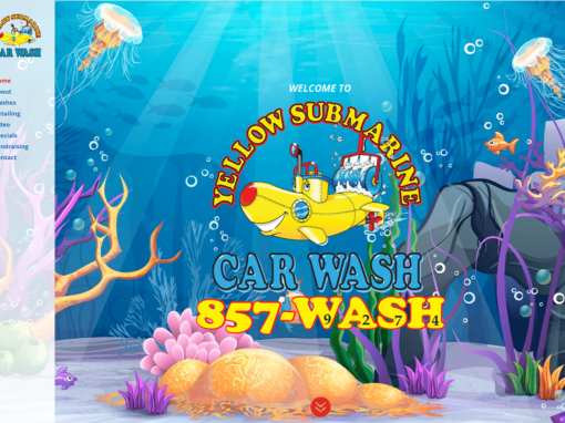 Yellow Submarine Car Wash